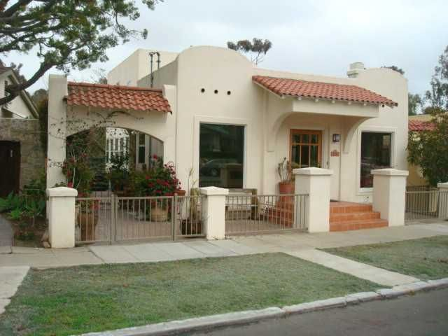 Main Photo: MISSION HILLS House for sale : 2 bedrooms : 2038 Fort Stockton Drive in San Diego