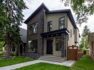Main Photo: 607 19 Avenue NW in Calgary: Mount Pleasant Detached for sale : MLS®# A1076253