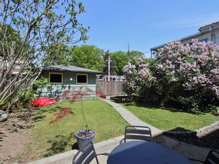 Photo 29: 19 WOODSTOCK Ave E in Vancouver East: Main Home for sale ()  : MLS®# V1005887