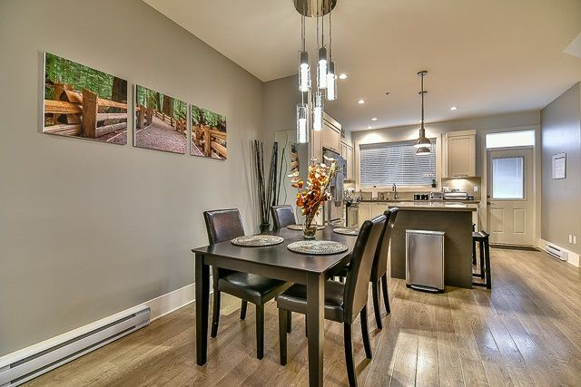 Photo 6: Photos: 23 12161 237 STREET in Maple Ridge: East Central Townhouse for sale : MLS®# R2043751