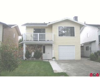 Photo 1: 31858 SATURNA Crescent in Abbotsford: Abbotsford West House for sale : MLS®# F2829299