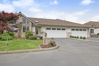 "Photo 1: 12 35035 MORGAN Way in Abbotsford: Abbotsford East Townhouse for sale in ""Ledgview Terrace"" : MLS®# R2432989"