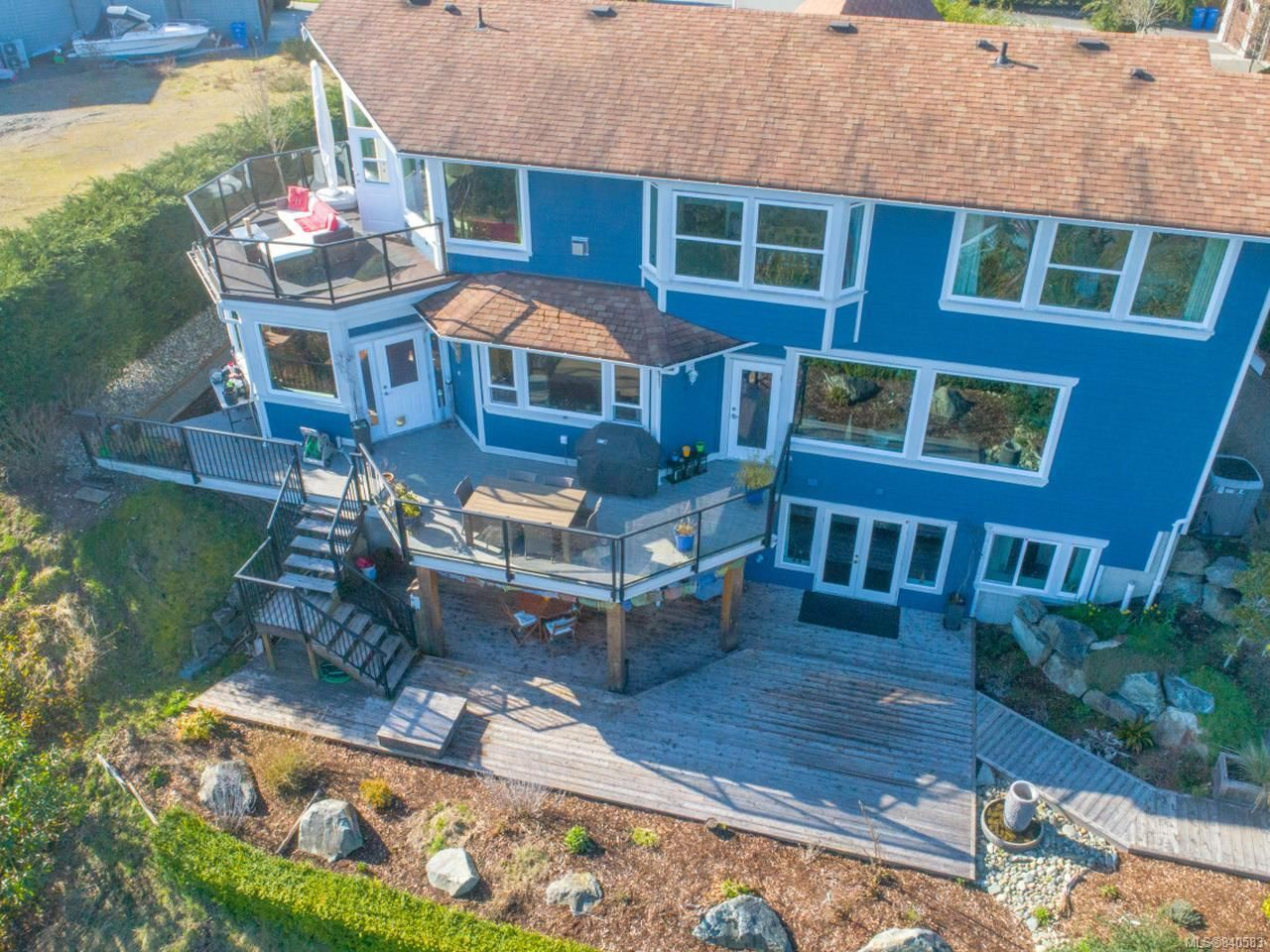 Main Photo: 583 Bay Bluff Pl in : ML Mill Bay House for sale (Malahat & Area)  : MLS®# 840583