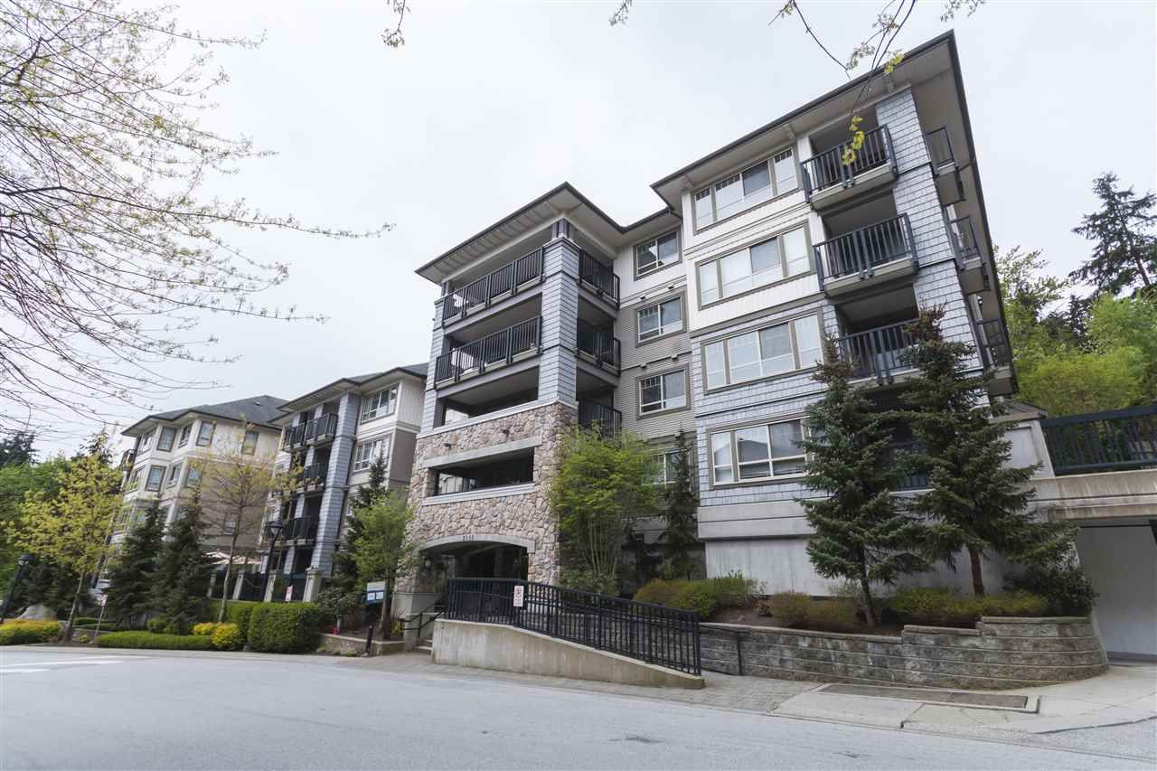"""Main Photo: 311 2951 SILVER SPRINGS Boulevard in Coquitlam: Westwood Plateau Condo for sale in """"TANTALUS BY POLYGON AT SILVER SP"""" : MLS®# R2166920"""
