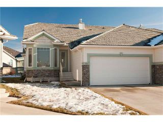 Photo 1: 226 CHAPARRAL Villa(s) SE in Calgary: Chaparral House for sale : MLS®# C4049404