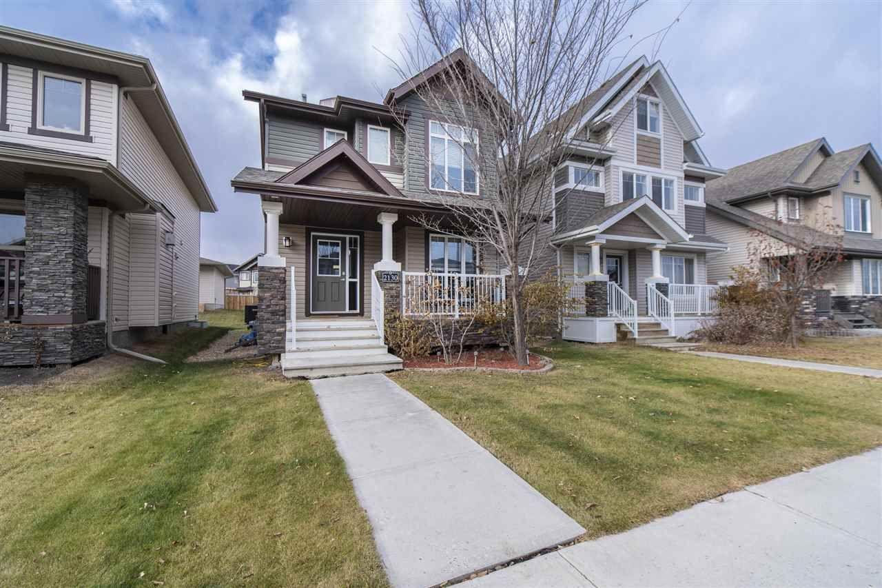 Main Photo: 2130 GLENRIDDING Way in Edmonton: Zone 56 House for sale : MLS®# E4233978