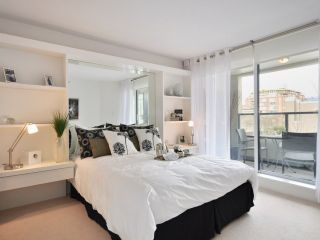 "Photo 8: 205 1690 W 8TH Avenue in Vancouver: Fairview VW Condo for sale in ""MUSEE"" (Vancouver West)  : MLS®# V817853"