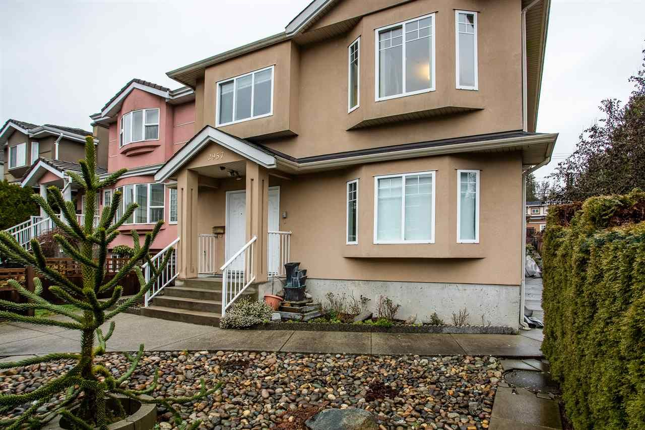 Main Photo: 2957 E BROADWAY in Vancouver: Renfrew VE House for sale (Vancouver East)  : MLS®# R2434972