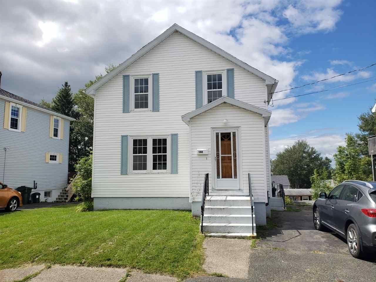 Main Photo: 144 Cornishtown Road in Sydney: 201-Sydney Residential for sale (Cape Breton)  : MLS®# 202101958