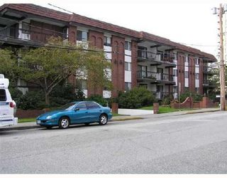 Photo 2: # 107 625 HAMILTON ST in New Westminster: Condo for sale : MLS®# V738228