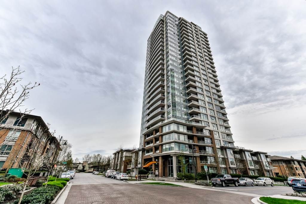 "Main Photo: 2503 3102 WINDSOR Gate in Coquitlam: New Horizons Condo for sale in ""CELADON"" : MLS®# R2352768"