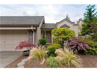 "Photo 1: 408 1215 LANSDOWNE Drive in Coquitlam: Upper Eagle Ridge Townhouse for sale in ""SUNRIDGE ESTATES"" : MLS®# V968136"