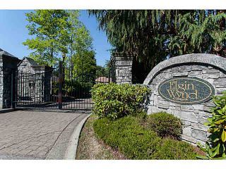 """Photo 4: 14355 32B Avenue in Surrey: Elgin Chantrell House for sale in """"Elgin Wynd"""" (South Surrey White Rock)  : MLS®# F1449476"""