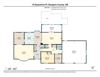 Photo 48: 12 Equestrian Place: Rural Sturgeon County House for sale : MLS®# E4229821