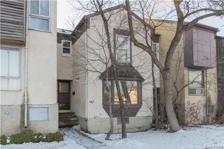 Photo 1: 747 Nassau Street South in Winnipeg: Fort Rouge Residential for sale (1Aw)  : MLS®# 1730170