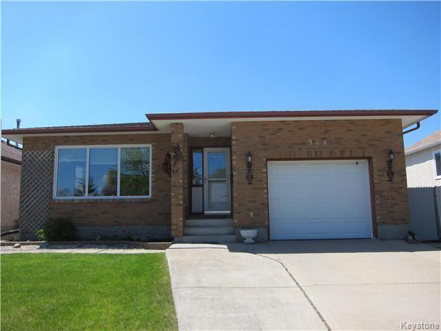 Main Photo: 968 Beecher Avenue in Winnipeg: Residential for sale (4F)  : MLS®# 1712001