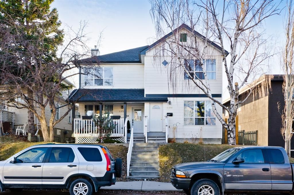 Main Photo: 2 3711 15A Street SW in Calgary: Altadore Row/Townhouse for sale : MLS®# A1089825