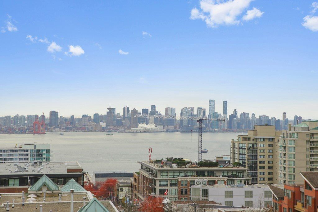 Main Photo: 603 408 LONSDALE AVENUE in North Vancouver: Lower Lonsdale Condo for sale : MLS®# R2219788
