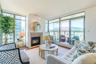 Photo 3: 603 1680 BAYSHORE DRIVE in Vancouver: Coal Harbour Condo for sale (Vancouver West)  : MLS®# R2294621