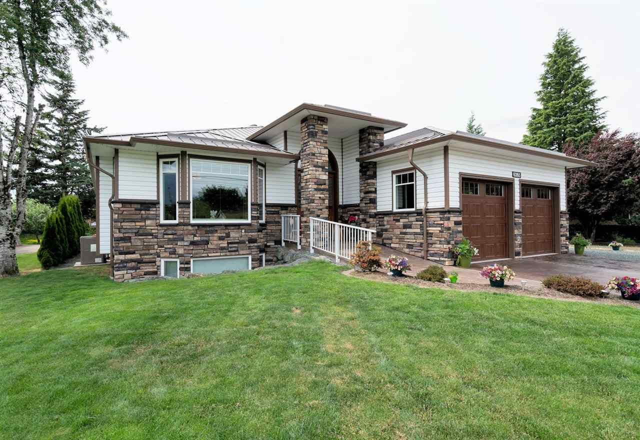 Photo 1: Photos: 6285 EDSON Drive in Sardis: Sardis West Vedder Rd House for sale : MLS®# R2277389