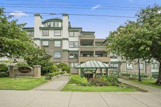 "Photo 1: 301 1576 MERKLIN Street: White Rock Condo for sale in ""The Embassy"" (South Surrey White Rock)  : MLS®# R2494325"