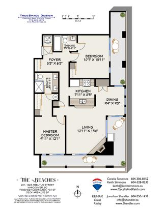 """Photo 32: 201 1665 ARBUTUS Street in Vancouver: Kitsilano Condo for sale in """"The Beaches"""" (Vancouver West)  : MLS®# R2620852"""