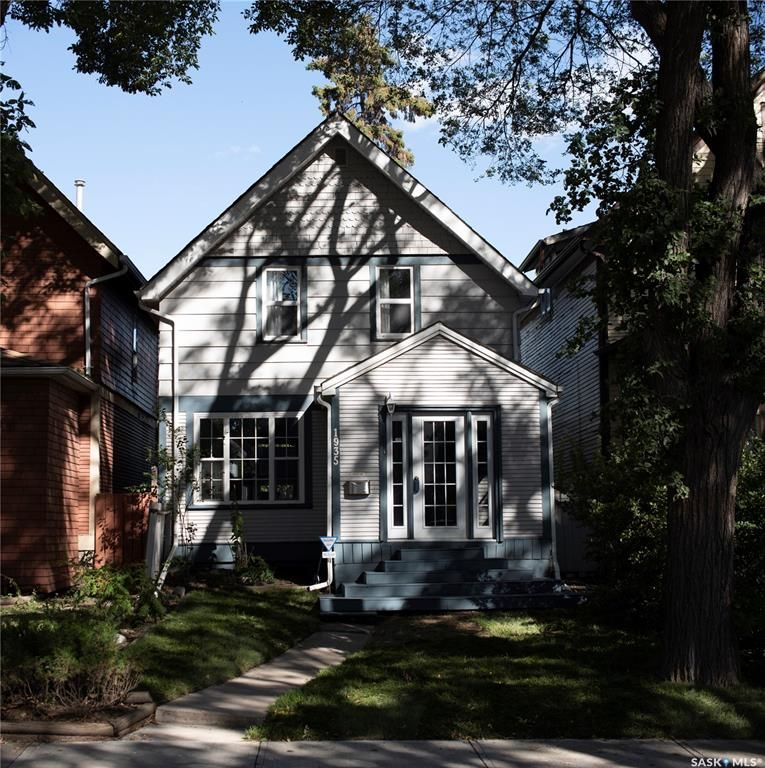 Main Photo: 1935 GARNET Street in Regina: Cathedral RG Residential for sale : MLS®# SK842414