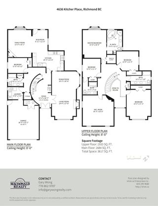 Photo 20: 4636 KITCHER Place in Richmond: West Cambie House for sale