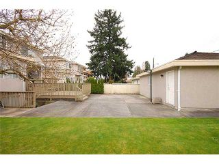 Photo 10: 6733 HEATHER ST in Vancouver: South Cambie House for sale (Vancouver West)  : MLS®# V996548