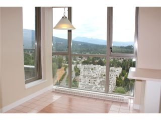 """Photo 6: 2303 3070 GUILDFORD Way in Coquitlam: North Coquitlam Condo for sale in """"LAKESIDE TERRACE"""" : MLS®# V1022601"""