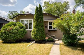 Photo 1: 221 Renfrew Street in Winnipeg: River Heights North Residential for sale (1C)  : MLS®# 202117680