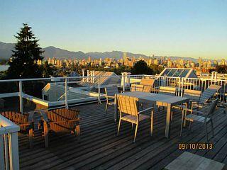 Photo 10: # 103 2250 W 3RD AV in Vancouver: Kitsilano Condo for sale (Vancouver West)  : MLS®# V1026864