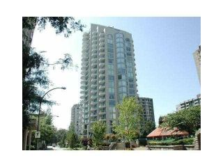 "Photo 1: 706 739 PRINCESS Street in New Westminster: Uptown NW Condo for sale in ""BERKLEY PLACE"" : MLS®# V859827"