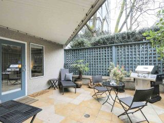 Photo 15: 208 1345 COMOX Street in Vancouver: West End VW Condo for sale (Vancouver West)  : MLS®# R2156986
