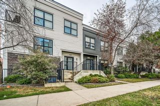 Main Photo: 1509 5 Street SW in Calgary: Beltline Row/Townhouse for sale : MLS®# A1140026