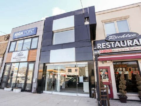 Main Photo: 2nd Flr 1961 Avenue Road in Toronto: Bedford Park-Nortown Property for lease (Toronto C04)  : MLS®# C2958003