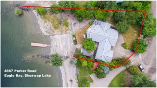 Photo 14: 4867 Parker Road: Eagle Bay House for sale (Shuswap Lake)  : MLS®# 10186336