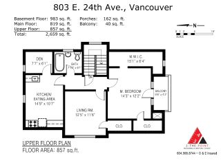 Photo 18: 803 E 24TH Avenue in Vancouver: Fraser VE House for sale (Vancouver East)  : MLS®# R2477891