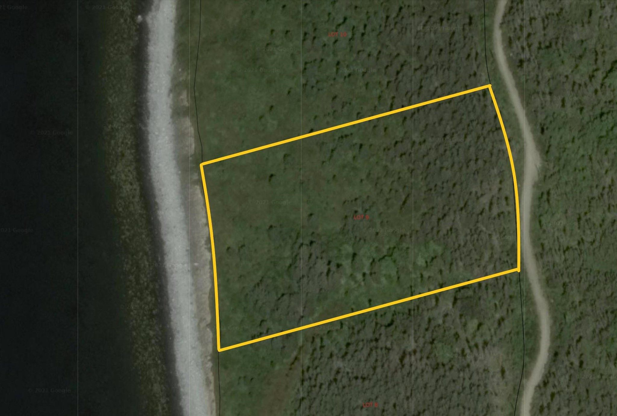 Main Photo: Lot 9 Youngs Road in East Green Harbour: 407-Shelburne County Vacant Land for sale (South Shore)  : MLS®# 202118168