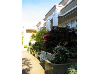 """Photo 9: 205 2545 W BROADWAY Street in Vancouver: Kitsilano Townhouse for sale in """"TRAFALGAR MEWS"""" (Vancouver West)  : MLS®# V851573"""