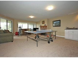 Photo 16: 3615 NICO WYND Drive in Surrey: Elgin Chantrell Home for sale ()  : MLS®# F1419011