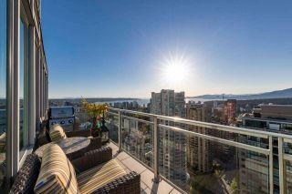 """Photo 15: 3406 1288 W GEORGIA Street in Vancouver: West End VW Condo for sale in """"Residences on Georgia"""" (Vancouver West)  : MLS®# R2603803"""