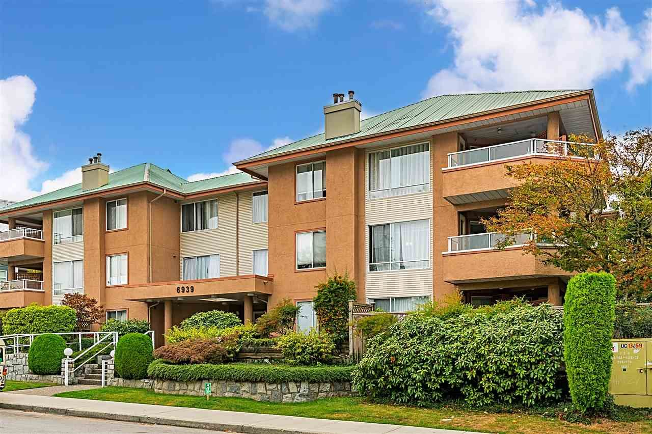 """Main Photo: 213 6939 GILLEY Avenue in Burnaby: Highgate Condo for sale in """"Ventura Place"""" (Burnaby South)  : MLS®# R2500261"""