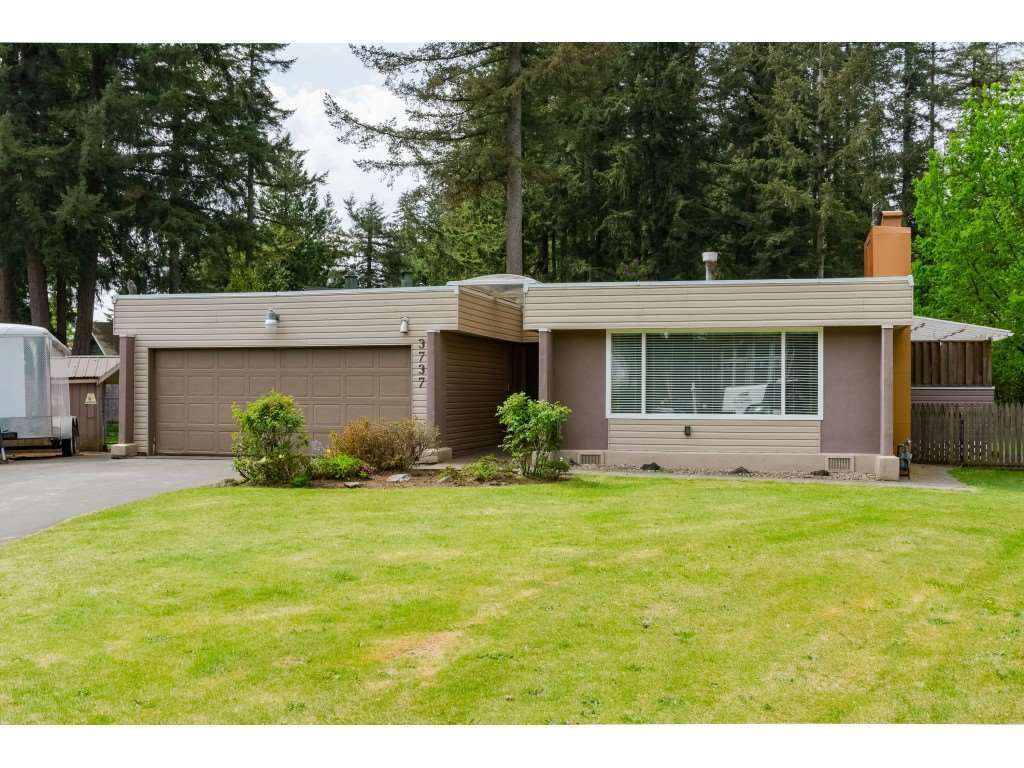 Main Photo: 3737 196A Street in Langley: Brookswood Langley House for sale : MLS®# R2479640