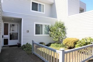 Photo 1: 15 1440 13th St in Courtenay: CV Courtenay City Row/Townhouse for sale (Comox Valley)  : MLS®# 885008