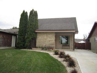 Photo 1: 66 Pirson Crescent in WINNIPEG: Fort Garry / Whyte Ridge / St Norbert Residential for sale (South Winnipeg)  : MLS®# 1119057