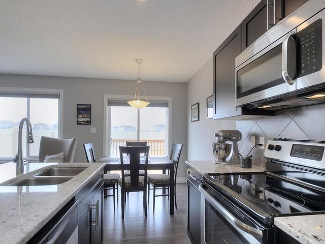 Main Photo: Glenridding in Edmonton: Zone 56 House Half Duplex for sale : MLS®# E4058103