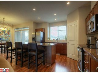 """Photo 2: 26 6036 164TH Street in SURREY: Cloverdale BC Townhouse for sale in """"ARBOUR VILLAGE"""" (Cloverdale)  : MLS®# F1202711"""