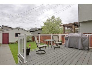 Photo 18: 434 16 Street NW in CALGARY: Hillhurst Residential Detached Single Family for sale (Calgary)  : MLS®# C3618743