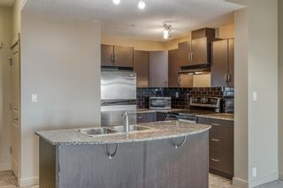 Photo 3: 3503 5605 Henwood Street SW in Calgary: Garrison Green Apartment for sale : MLS®# A1070767